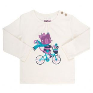 Kite Long Sleeve T-Shirt Baby Girl